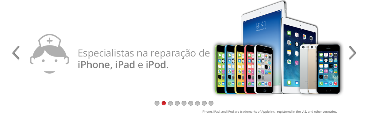 iClínica - Especialistas na reparação de iPhone, iPad e iPod